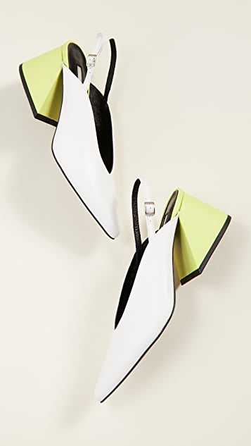 Yuul Yie Amie 露跟鞋