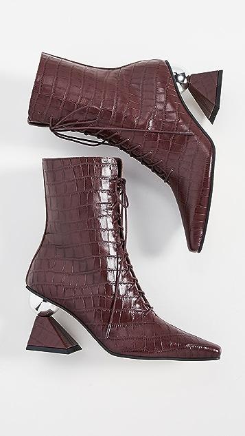 Yuul Yie Gloria Glam 高跟靴