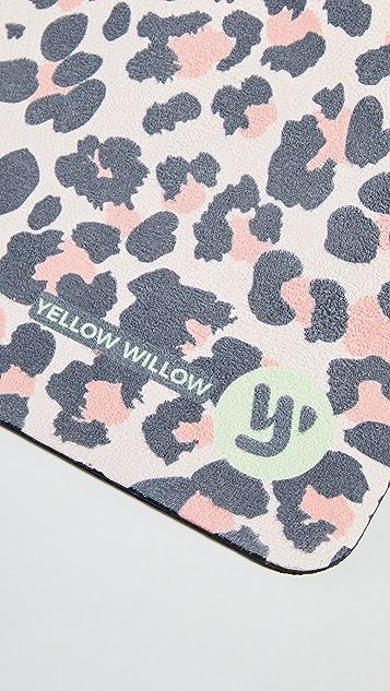Yellow Willow 瑜伽垫子 经典瑜伽垫