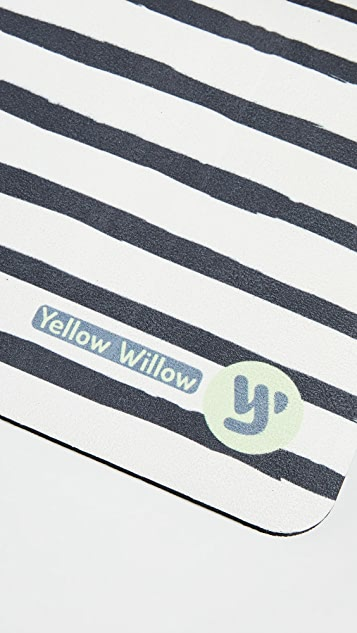 Yellow Willow 瑜伽垫子 Dahlia 瑜伽垫