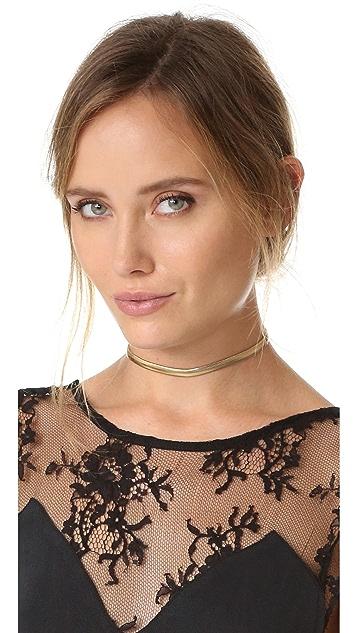 Jennifer Zeuner Jewelry Della 短项链