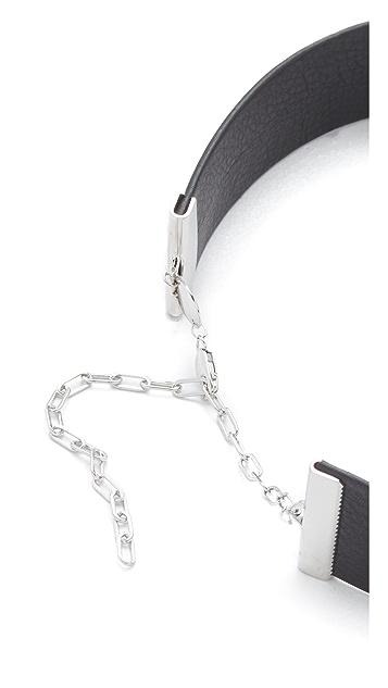 Jennifer Zeuner Jewelry Ivy Stassy 短项链
