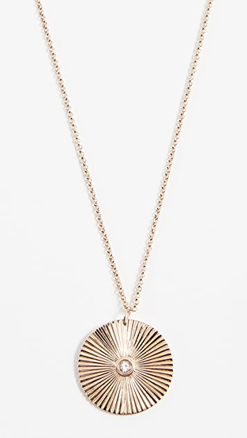 Jennifer Zeuner Jewelry Iris 项链