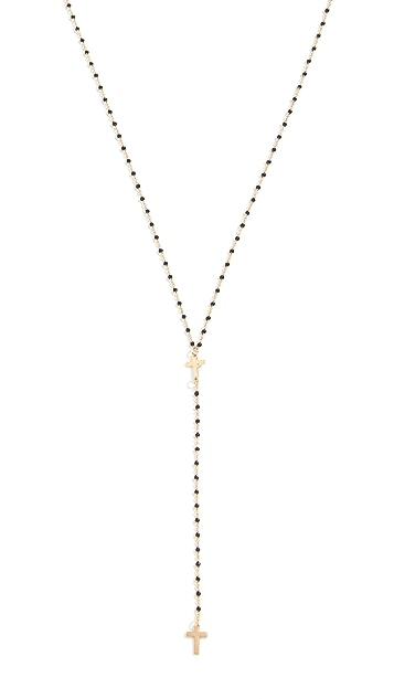 Jennifer Zeuner Jewelry Louna 套索