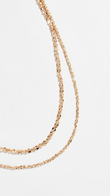 Jennifer Zeuner Jewelry Wes 项链