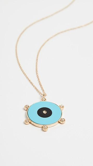 Jennifer Zeuner Jewelry Liya 项链