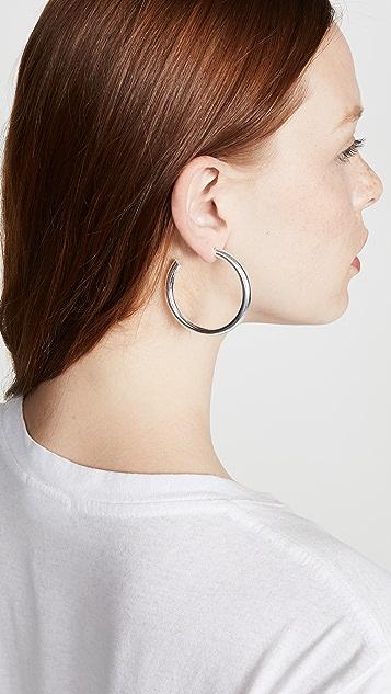 Jennifer Zeuner Jewelry Lou 中号耳环