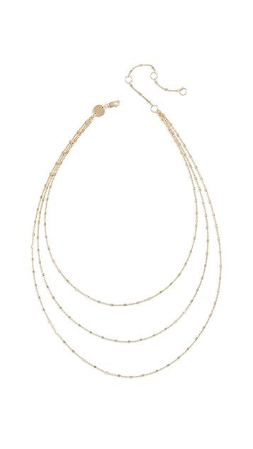 Jennifer Zeuner Jewelry Marchel 项链
