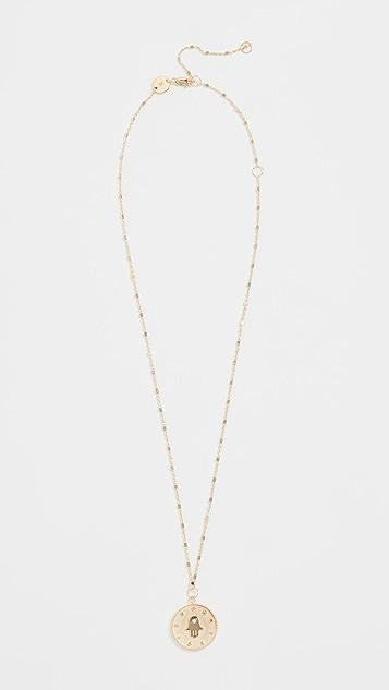 Jennifer Zeuner Jewelry Tamar 项链