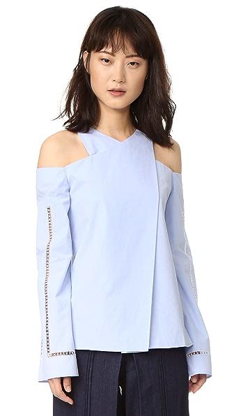 ZEUS+DIONE Anemone 长袖女式衬衫