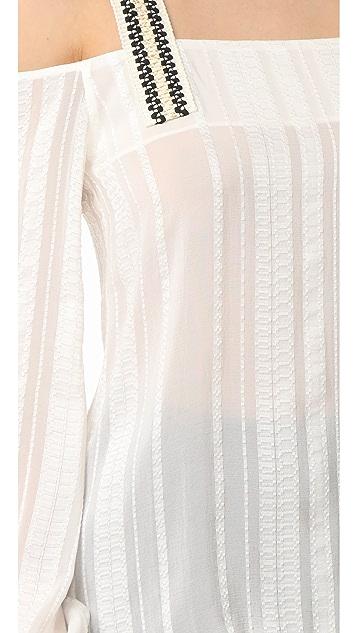 ZEUS+DIONE Lysia 真丝女式衬衫