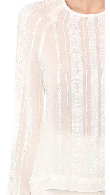 ZEUS+DIONE Melissa 短款女式衬衫