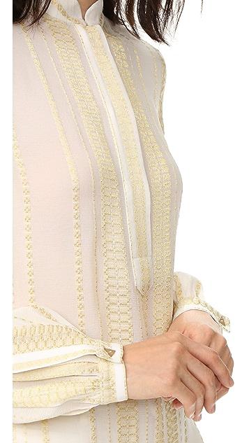 ZEUS+DIONE Hera 有领女式衬衫
