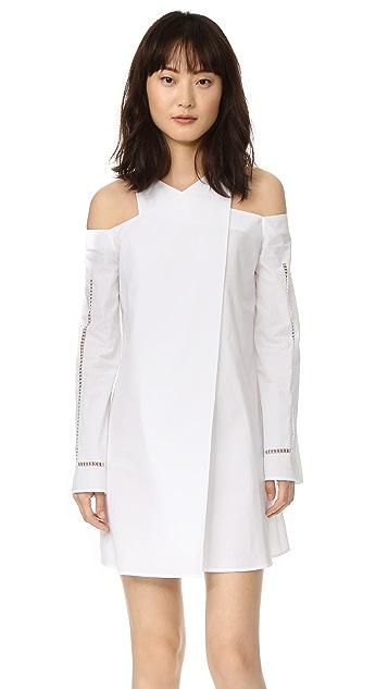ZEUS+DIONE Anemone 长袖连衣裙