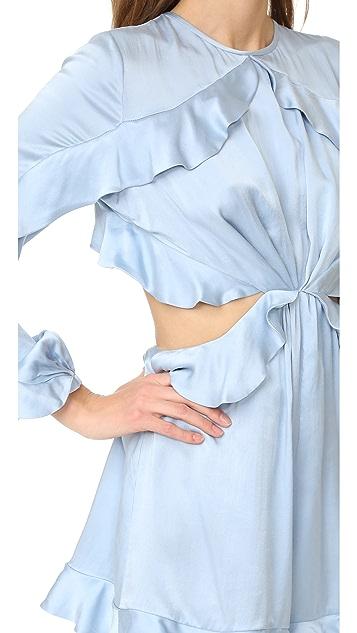 Zimmermann Winsome Flutter 短款连身衣