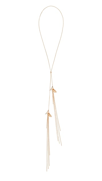 Zimmermann 兰花套索项链
