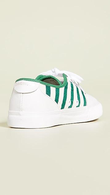Zimmermann 帆布运动鞋