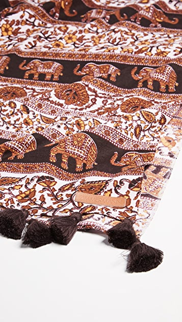 Zimmermann 土耳其浴巾