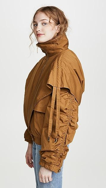 Zimmermann Espionage 短款大衣