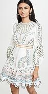 Zimmermann Peggy Multi 短连衣裙