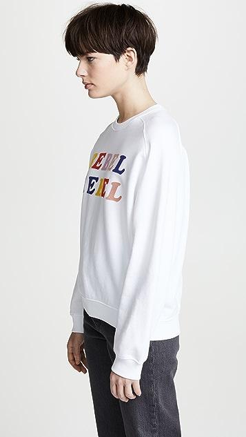 Zoe Karssen 灯笼版型运动衫