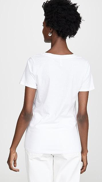 Z Supply Perfect V T 恤