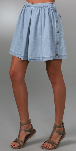 Adam Pleated Skort