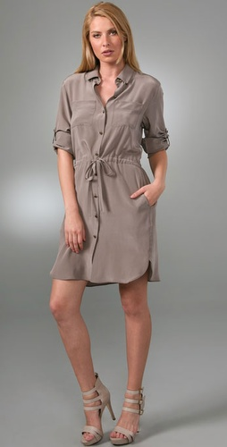 Adam Safari Shirtdress
