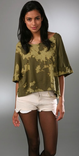 Aiko Zee Short Sleeve Top