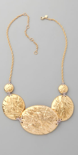 Alexis Bittar Medallion Necklace