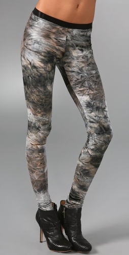 Alice + Olivia Tie Dye Leggings