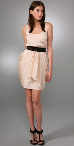Alice   Olivia Addy Tank Dress