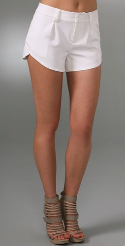 Alice   Olivia Butterfly Shorts