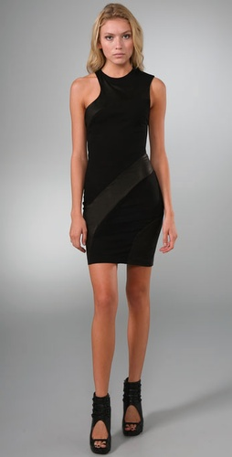 Alice   Olivia Sheera Ponte Cutout Dress 