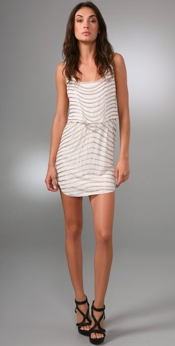 Alice   Olivia Gabby Embellished Dress