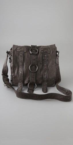 Ash Polo Messenger Bag