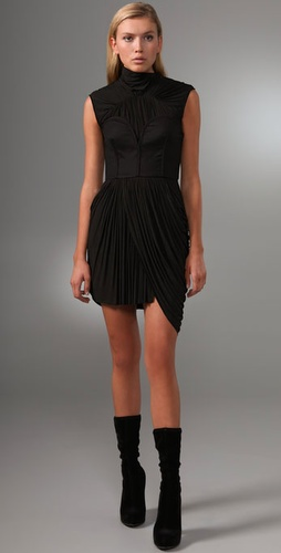 Alexander Wang Draped Dress