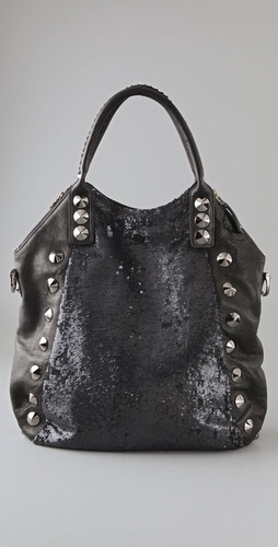 Be & D Barclay Sequin Tote