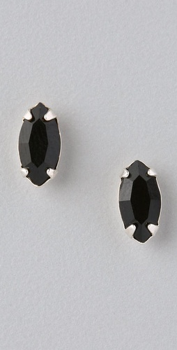 Bing Bang Tiny Victorian Stud Earrings