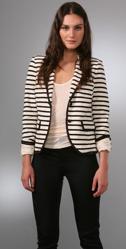 Bird By Juicy Couture Zoe Blazer