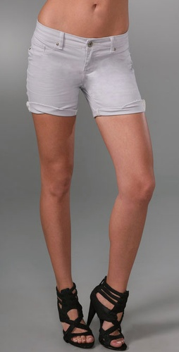 Blank Denim Peached Twill Shorts