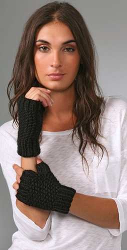 Bop Basics Thick Knit Mini Arm Warmers
