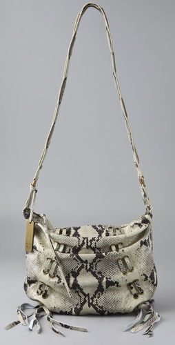 Botkier Brooklyn Snake Cross Body Hobo from shopbop.com
