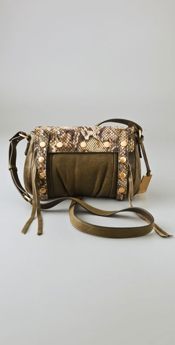 Botkier Prince Camo Cross Body Bag