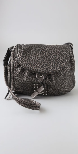 Botkier Metallic Conor Cross Body Bag