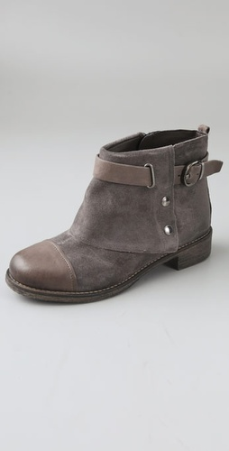 Boutique 9 Cooper Spat Flat Booties