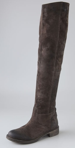 Boutique 9 Nichola Over The Knee Suede Bo