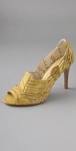 Boutique 9 Yashi Suede Huarache Sandals