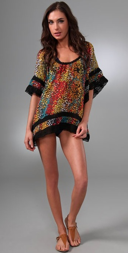 Brette Sandler Swimwear Kelly Tunic Cover Up