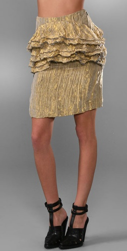 Ruffle Skirt - Brian Reyes from shopbop.com